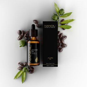 jojoba oil mini hair oil nanoil