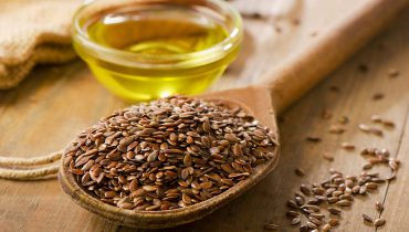 linseed oil hair oil